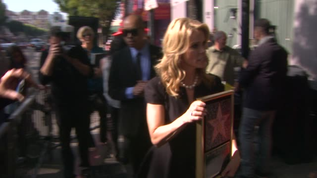 Cheryl Hines Cheryl Hines Honored With Star On The Hollywood Walk Of Fame on January 29 2014 in Hollywood California