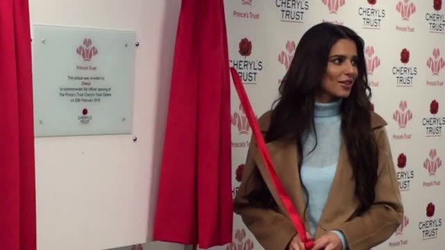 Cheryl officials opens the Cheryl's Trust Prince's Trust Centre The pop star said she was not 'bothered' by speculation about her private life as she...