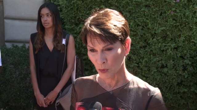 INTERVIEW Cheryl Saban on how she feels about being honored on the importance of this event and the Rape Foundation on the great work by the Rape...