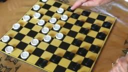 Chess board for children.