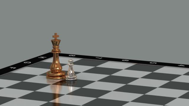 vídeos y material grabado en eventos de stock de comedia de ajedrez - two dimensional shape