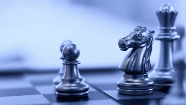 chess move - chess stock videos & royalty-free footage
