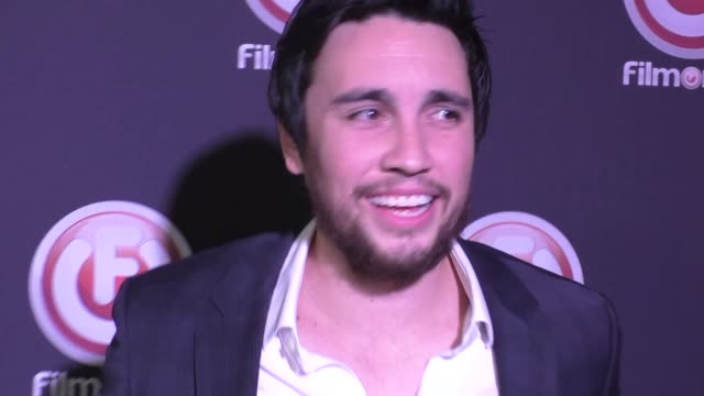 Chester See at the Bob Thunder Internet Assassin Premiere at Egyptian Theatre in Hollywood at Celebrity Sightings in Los Angeles on October 27 2015...