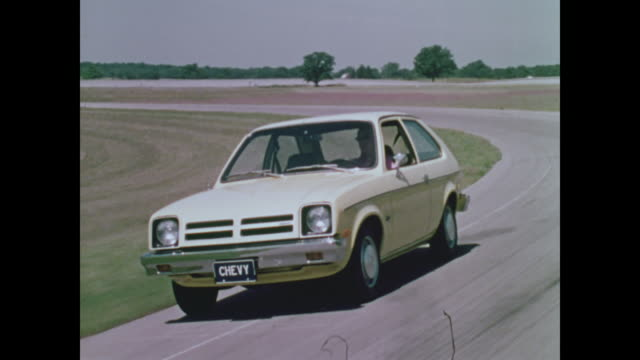 1976 chevrolet chevette - 1975 stock videos and b-roll footage