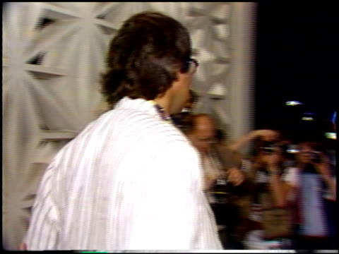 chevy chase at the 'night mother' premiere at dga in los angeles, california on september 9, 1986. - film premiere stock videos & royalty-free footage