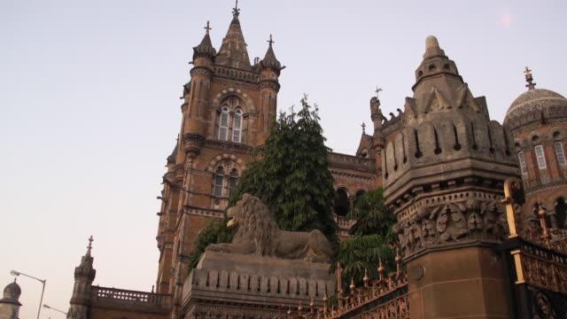 Chhatrapati Shivaji Terminus, Mumbai, Maharashtra, India