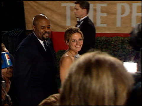 stockvideo's en b-roll-footage met chi mcbride at the 2001 people's choice awards at the pasadena civic auditorium in pasadena, california on january 7, 2001. - people's choice awards