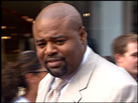 Chi McBride at the American Idol Finale at the Kodak Theatre in Hollywood California on September 4 2002