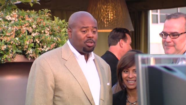 Chi McBride at the MercedesBenz Exclusive Preview Of The 2011 SLS AMG In Grand Turismo 5 at Los Angeles CA