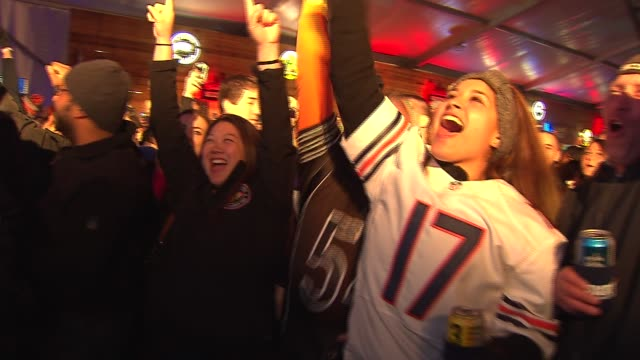 Chicago Bears Fans At 2015 NFL Draft on April 30 2015
