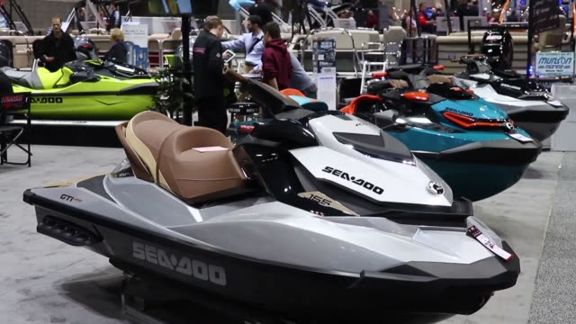 Chicago Boat RV and Sail Show kicks off on January 10 2018 in Illinois to the winter boat show season showcasing the newest models from manufacturers...