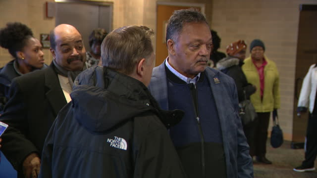 chicago, il, u.s. - scenes after press conference about pardon of people with low-level cannabis convictions, on tuesday, december 31, 2019. - law stock videos & royalty-free footage