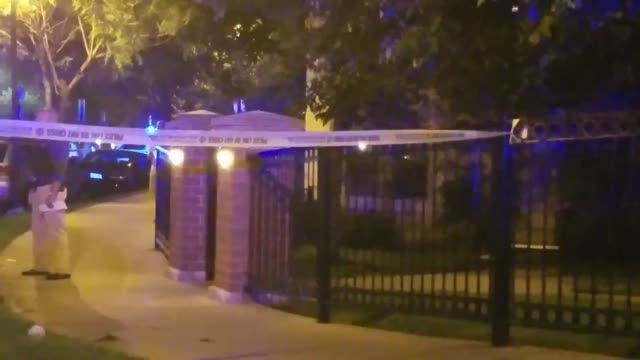 A Chicago police officer assigned to bike patrol in the Central District was shot in an exchange of gunfire with a man stopped for drinking Thursday...