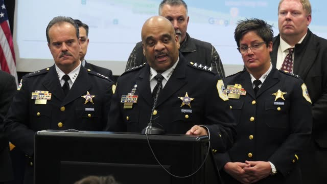 Chicago Police's Eddie Johnson say they had their suspicions initially about Jussie Smolett but say he deserved the benefit of the doubt during the...