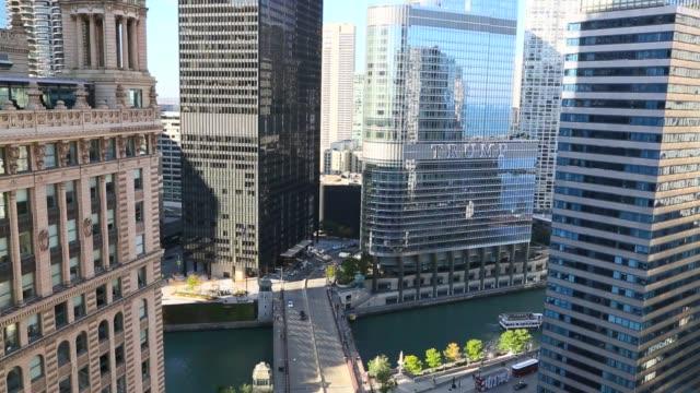 Chicago Skyline from Virgin Tower