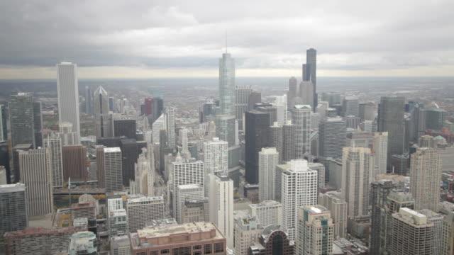 シカゴのタイムラプス、米国
