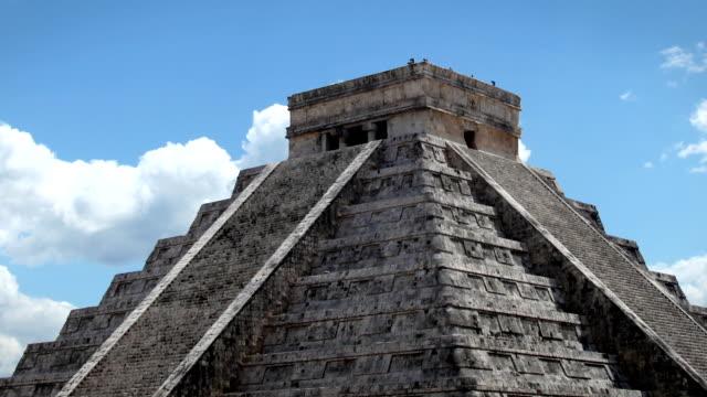 chichen itza, mexico - chichen itza stock videos and b-roll footage