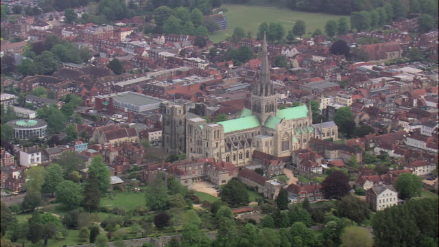 chichester and cathedral - sussex stock videos & royalty-free footage