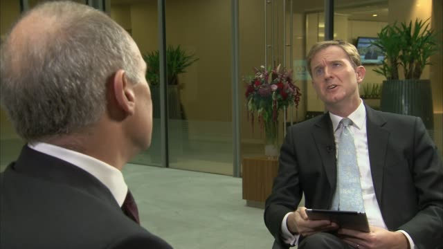 Tesco chief executive responds London Dave Lewis interview SOT We were deeply concerned by the report all of the things you highlighted concerned us...