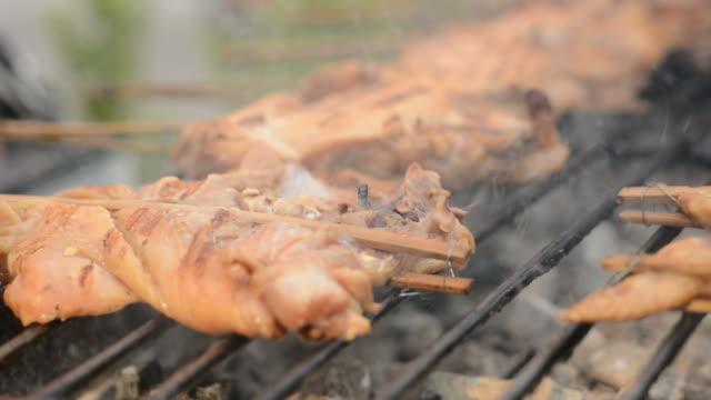 Poulet grill