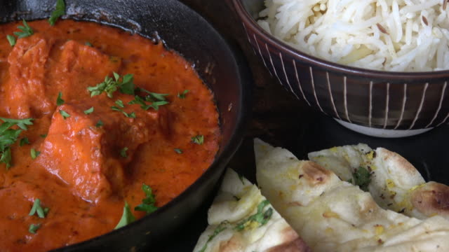 chicken masala - punjab pakistan stock videos & royalty-free footage