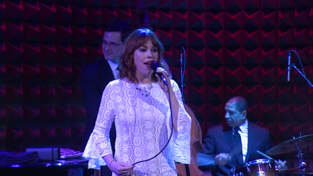 chico's #howboldareyou launch event at joe's pub on march 12, 2018 in new york city. - molly ringwald stock videos & royalty-free footage