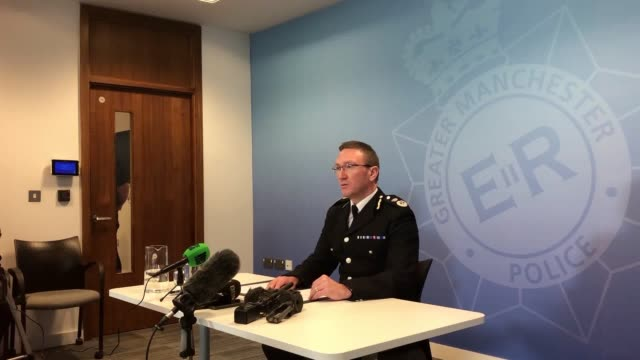 chief constable ian hopkins makes a public apology responding to a report on street grooming gangs in manchester a whistleblower has claimed senior... - whistleblower human role stock videos & royalty-free footage