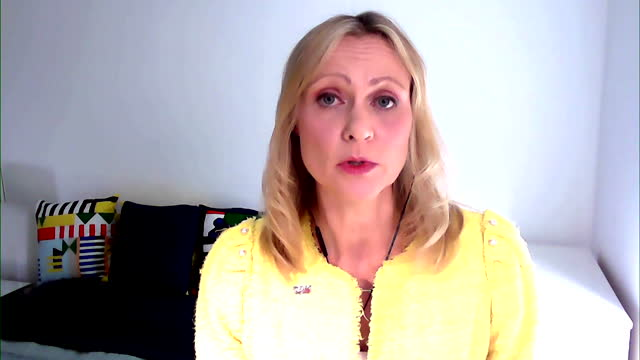 """chief executive of british fencing, georgina usher saying she welcomes the approach for the uk to fund """"more wider sports"""" - making money stock videos & royalty-free footage"""