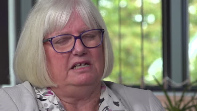 """chief executive of british gymnastics, jane allen saying there needs to be an investigation into why some athletes felt they were """"unable to speak... - social services stock videos & royalty-free footage"""