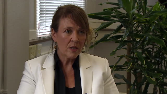 chief executive of community justice scotland karyn mccluskey saying drug addicts think today might be the day i die because they believe nobody... - drug abuse stock videos & royalty-free footage