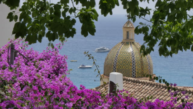 Chiesa di Santa Maria Assunta, Costiera Amalfitana (Amalfi Coast), UNESCO World Heritage Site, Province of Salerno, Campania, Italy, Europe