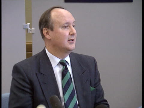 london cms dr kenneth calman intvwd sot peer pressure and looking good are significant reasons why young people smoke cigarettes - significant stock videos & royalty-free footage