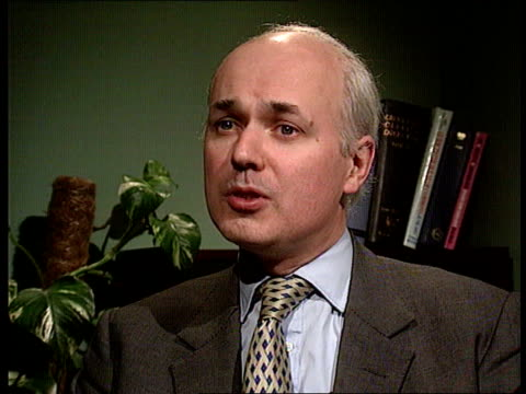 Iain Duncan Smith MP intvwd This is the last opportunity if it doesn't work then we will really be talking about what to replace the CSA with Ext i/c...