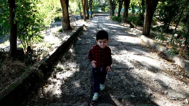 Enfant marche