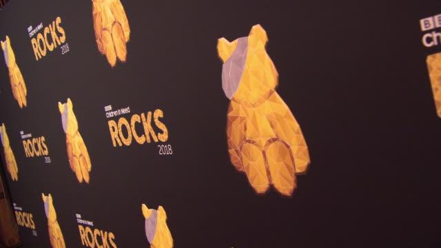 vidéos et rushes de children in need rocks - charity concert on november 7, 2018 in london, england. - bbc children in need