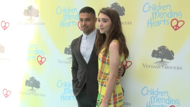 clean children mending hearts 9th annual empathy rocks on june 11 2017 in los angeles california - wilmer valderrama stock videos & royalty-free footage