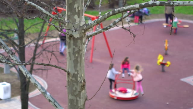 children playground - unrecognisable person stock videos & royalty-free footage