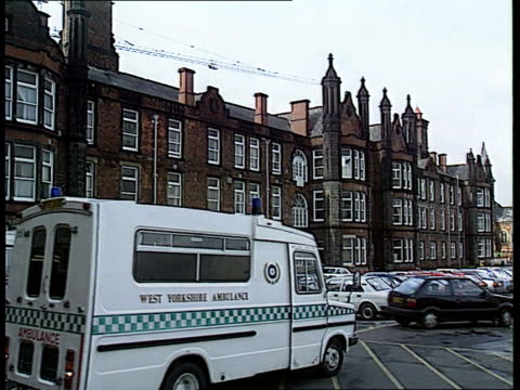Children's Organs Scandal LIB Leeds St James hospital