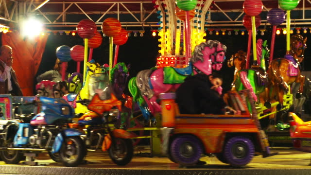 child's fairground ride
