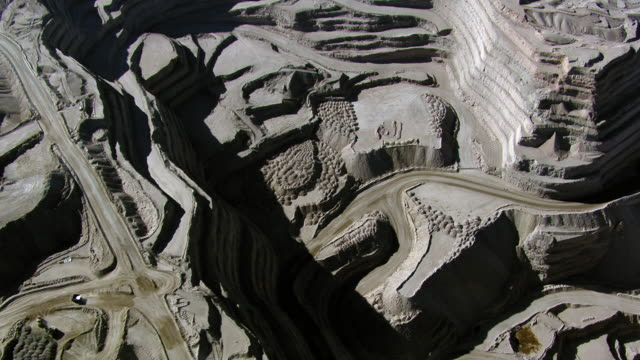 chilean copper mine - quarry stock videos & royalty-free footage