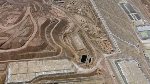 chilean copper mine - antofagasta region stock videos and b-roll footage
