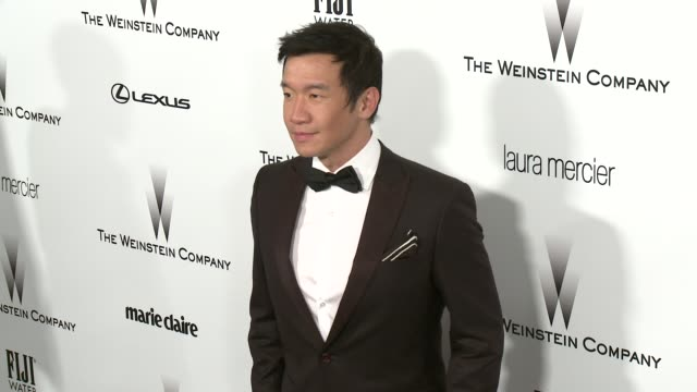 Chin Han at the 2015 Weinstein Company And Netflix Golden Globe After Party at Robinsons May Lot on January 11 2015 in Beverly Hills California