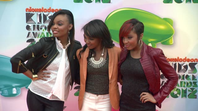China Anne McClain at Nickelodeon's 25th Annual Kids' Choice Awards on 3/31/2012 in Los Angeles CA