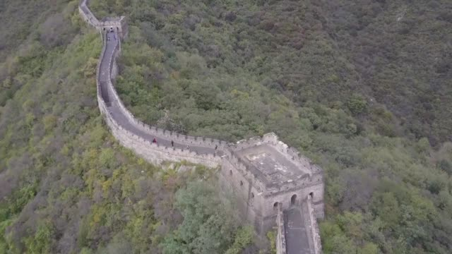 china announced friday it will close a section of the great wall and other famous beijing landmarks to control the spread of a deadly virus that has... - great wall of china stock videos & royalty-free footage