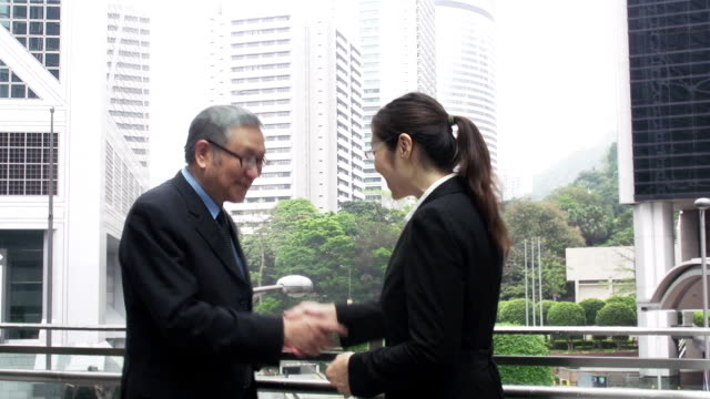 china business people agreement - agreement stock videos and b-roll footage
