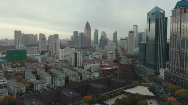china cityscape - liyao xie stock videos & royalty-free footage