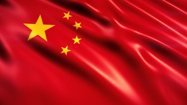 china flag - chinese flag stock videos & royalty-free footage