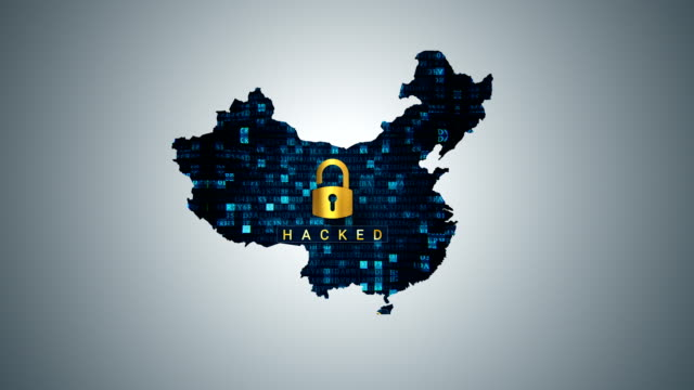 4K China Karte und Hacking