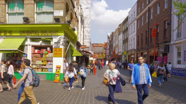 china town in london - chinatown stock videos and b-roll footage
