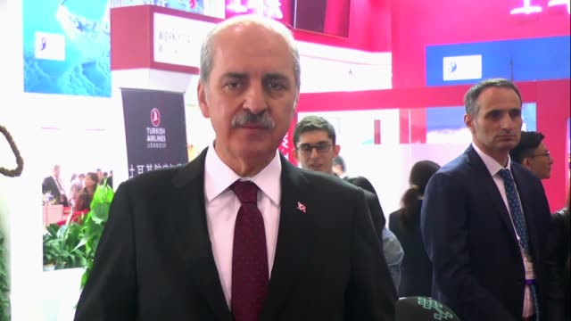 China will soon become one of Ankara's 'most important' tourism partners Turkish Culture and Tourism Minister Numan Kurtulmus said on April 17...